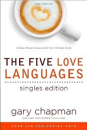 Book For Christian Widows And Widowers: The Five Love Languages ~ Singles Edition